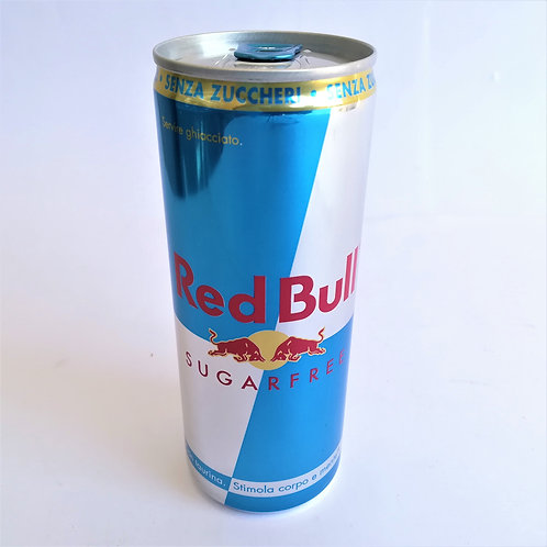 Red Bull Cl 25 Energy Drink S/Zucc.