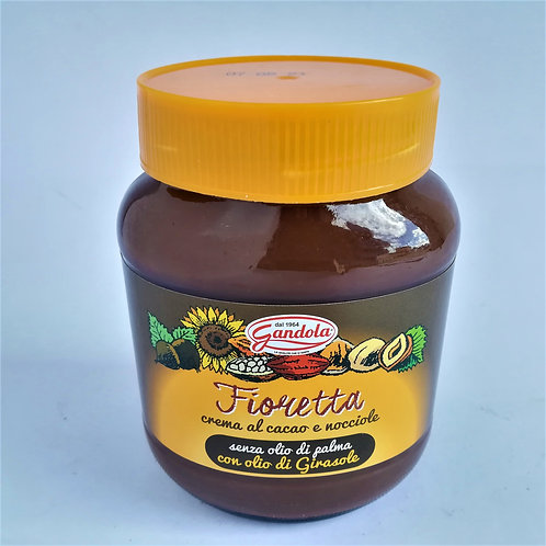 Fioretta Crema Cacao Nocc. 400 Gr