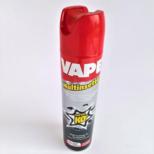 Vape Multinsetto Spray Ml. 400