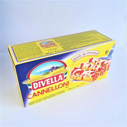 Divella Cannelloni Semola 250 Gr