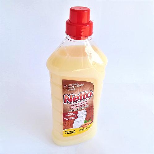 Netto Detergen. Pavimenti Del. 1.25 Lt