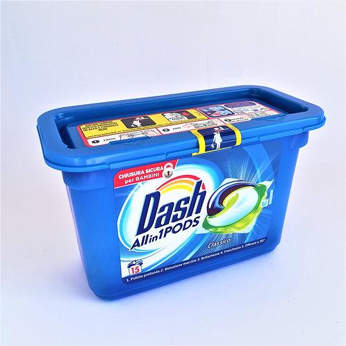 Dash Lavatrice 3In1 Regol. 15 Pods