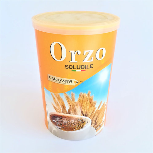 Caravans Orzo Solubile Bar. 200 Gr