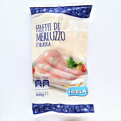 Igela Filetto Merluzzo Bs. 640 Gr