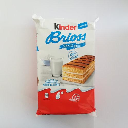 Ferrero Kinder Brioss T10 Gr.280