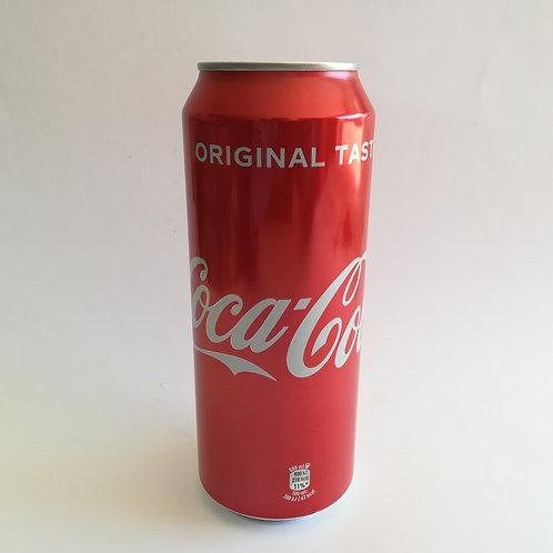 Coca Cola Lattina 50 Cl.