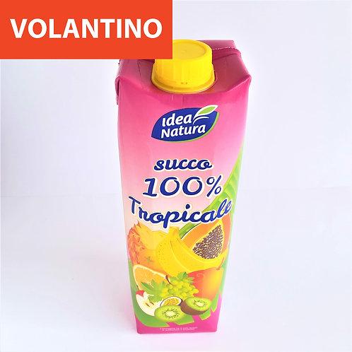 Idea Natura Succo 100% Tropicale Bk 1 Lt