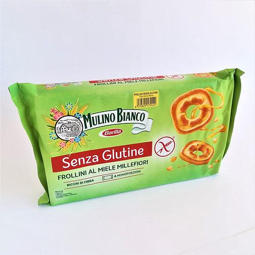 Barilla Frollino Miele S/Glut. 250 Gr