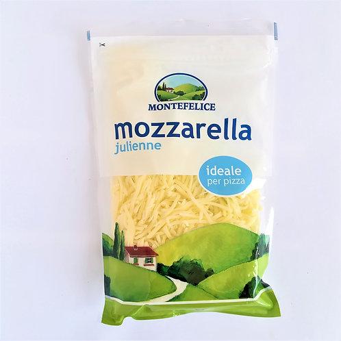 Montefel.Mozzarella Julienne 200 Gr