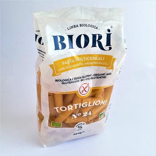 Biori' Pasta Multic. Tortig. S/Gl. 250 Gr