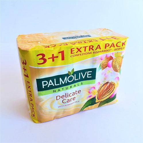 Palmolive Saponetta Latte/Mand. 3 +1