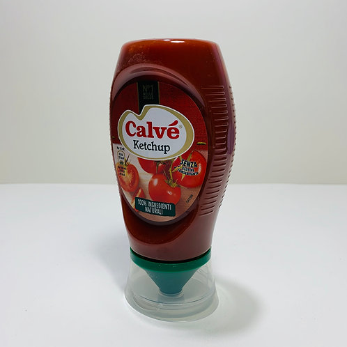 Calve Topdown Ketchup 250 Ml