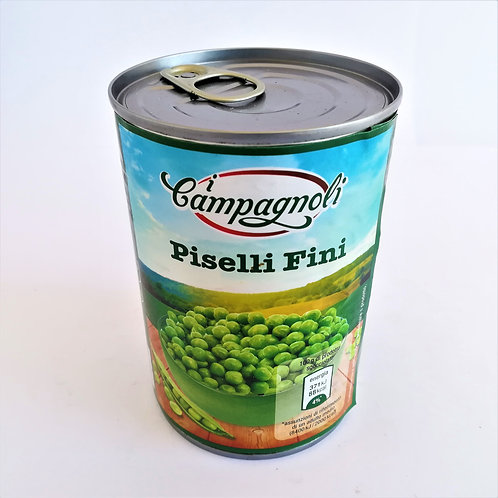 I Campagnoli Piselli Fini 400 Gr