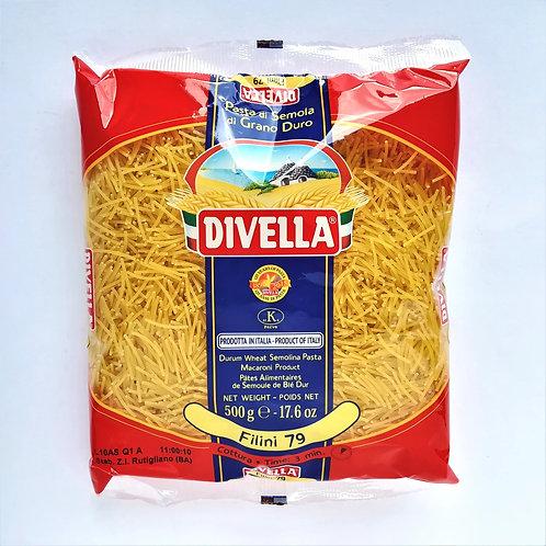 Divella Pasta Filini 79 500 Gr