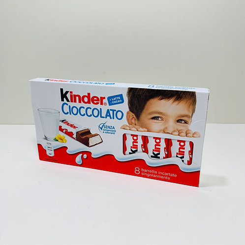 Ferrero Kinder Barrette T.8 Gr. 100