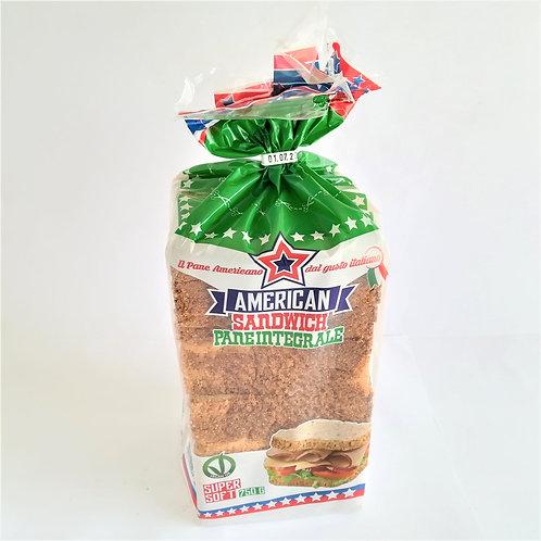 American Sandwich Integrale 750 Gr