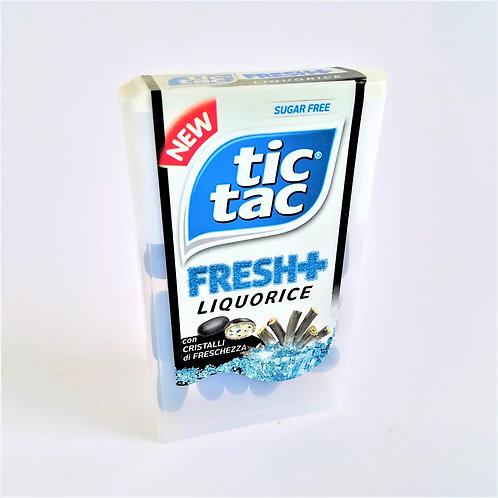 Ferrero Tic Tac Plus Liquoric. 16.4 Gr