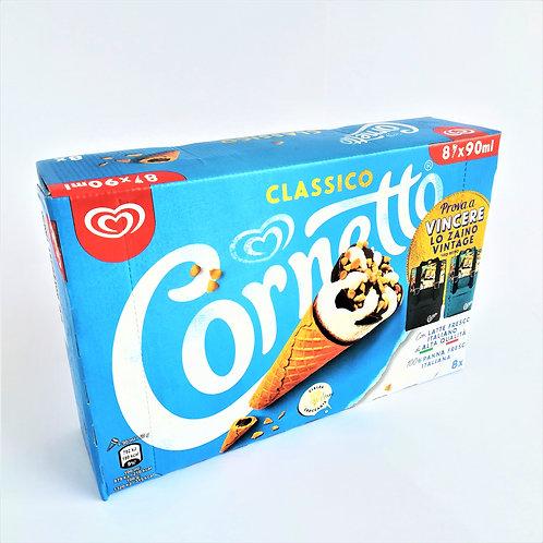 Algida Cornetto Classico 6 +2