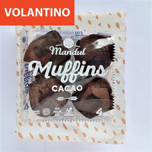 Mandul Muffins Cacao 200 Gr