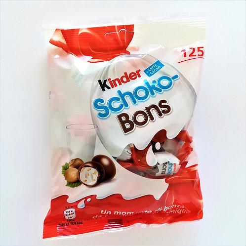 Ferrero Kinder Skokobons 125 Gr