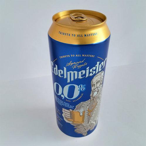 Birra Edelmeister Zero Latt.50 Cl