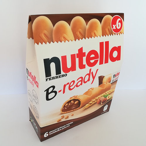 Ferrero Nutella B-Ready T6 132 Gr.