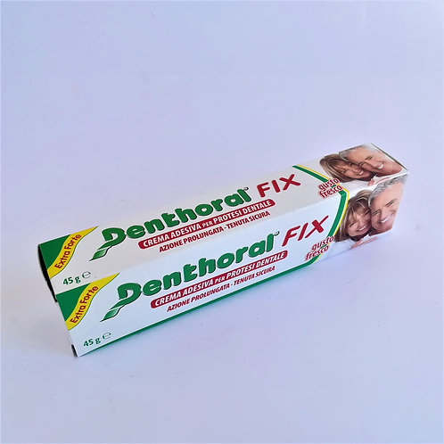 Denthoral Fix Pasta Adesiva 40 Ml
