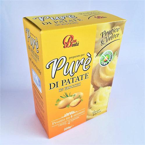 Bon Bontá Pure' Di Patate 3 Bs 300 Gr
