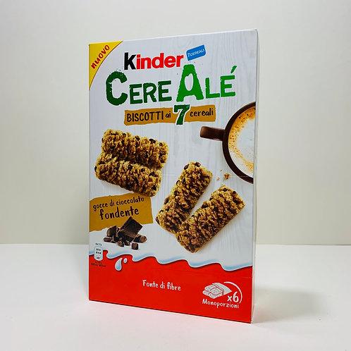 Kinder Biscotti Cereale' Ciocc. 204 Gr