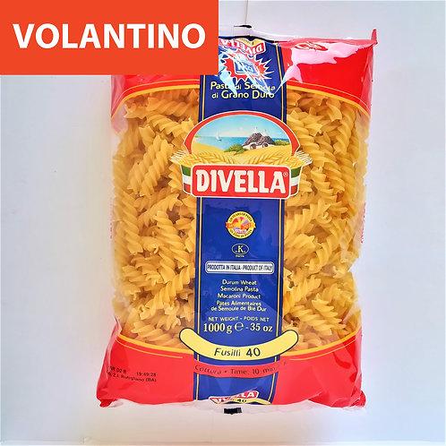 Divella Pasta Fusilli 40 Kg 1