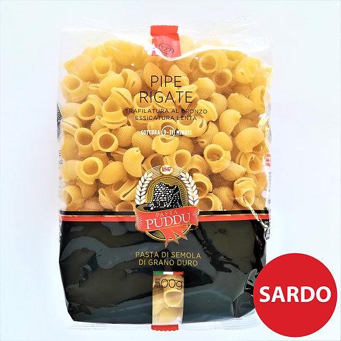Puddu Pasta Pipe 127 Gr. 500