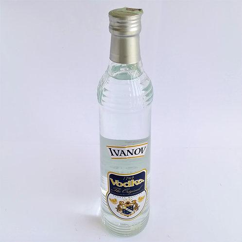 Ivanov Vodka Bianca 70 Cl