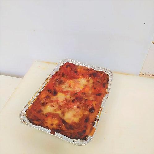 Lasagne Alla Bolognese € 12.99/Kg Porzione da gr. 500