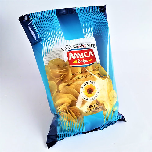 Amica Chips Patatine Clas.200 Gr