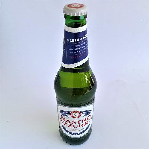Birra Nastro Azzur. Bot. 50 Cl