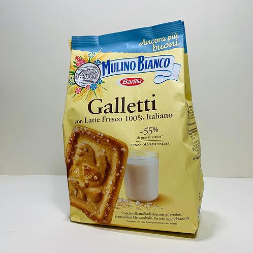Barilla Biscotti Galletti 350 Gr