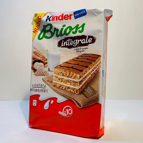 Ferrero Kinder Brioss Integr. 270 Gr