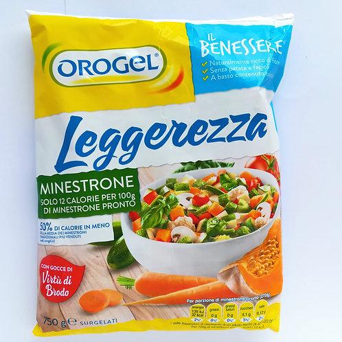 Orogel Minestrone Leggerez. 750 Gr