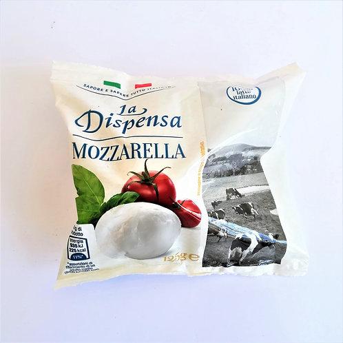 La Dispensa Mozzarella 125 Gr