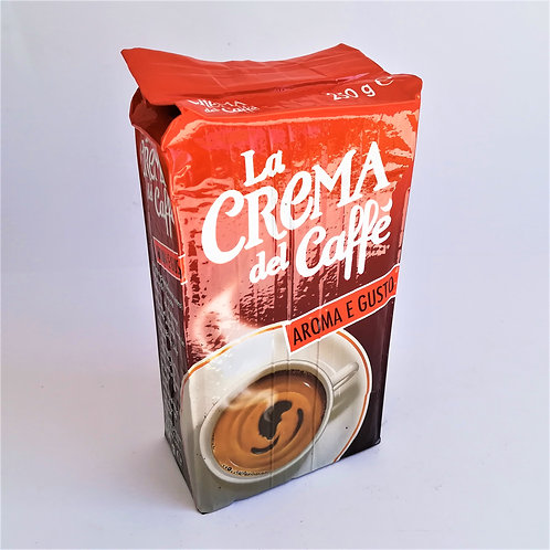 Crema D Caffe' Aroma&Gusto 250 Gr
