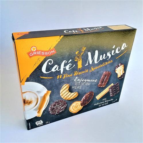 Pasticceria Ass. Cafe' Musica 250 Gr