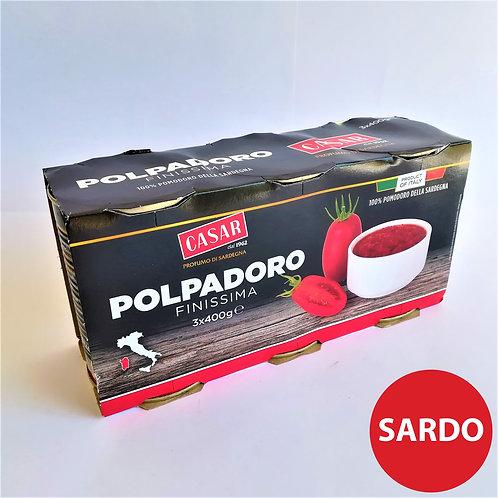 Casar Polpadoro Finissima 400 Grx3