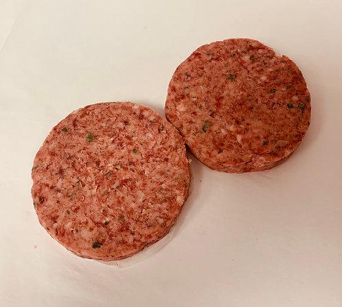 Hamburger Bovino/Suino Classici € 8.9/Kg Porzione da gr. 500