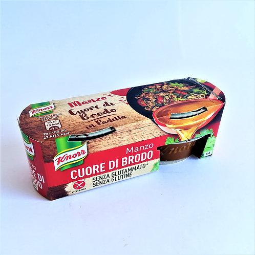 Knorr Cuore Di Brodo Manzo 112 Gr