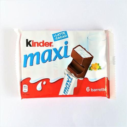 Ferrero Kinder Maxi T6 126 Gr.
