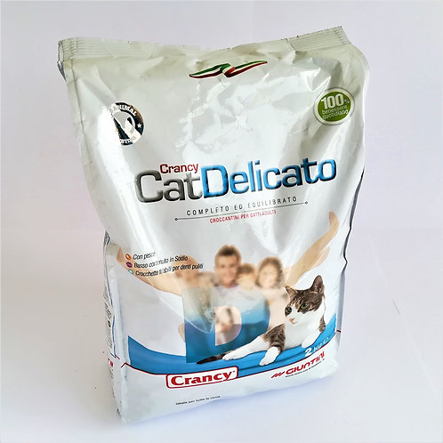 Crancy Crocc. Gatto G/Delic. 2 Kg