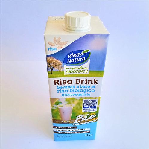 Idea Natura Bevanda Bio Riso 1 Lt