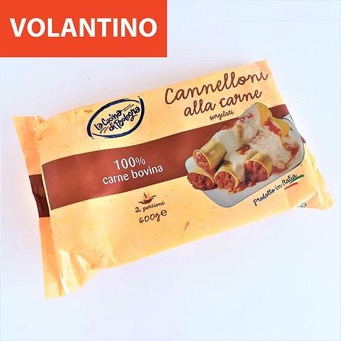 Cannelloni Di Carne Busta 600 Gr
