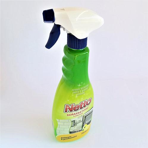 Netto Sgrassatore Limone Trig. 75 Cl