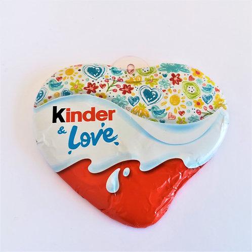 Ferrero Kinder Love Cuore 37 Gr
